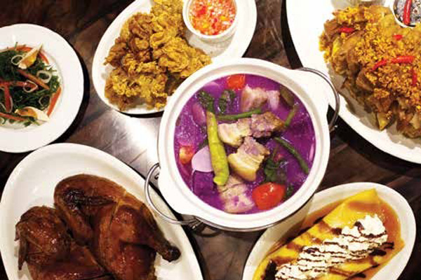 "Abe is an ""all Filipino"" restaurant that carries strong Capampangan roots. The Philippines STAR/Mike Rebuyas"