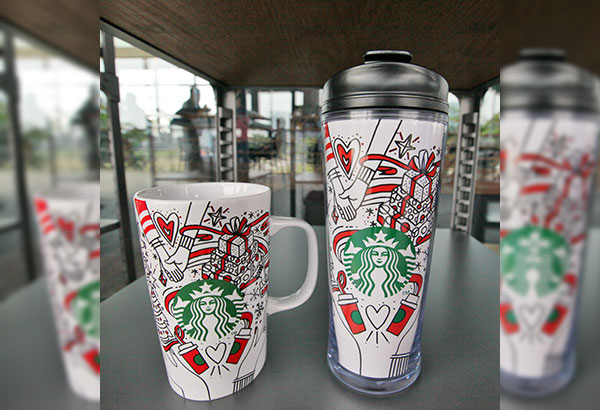 The cup that keeps on giving: Starbucks introduces the Give Good cup, its first-ever color-in cup with illustrations that depict acts of goodness.