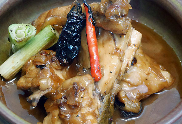 Chasing the elusive flavors of Pinoy cuisine