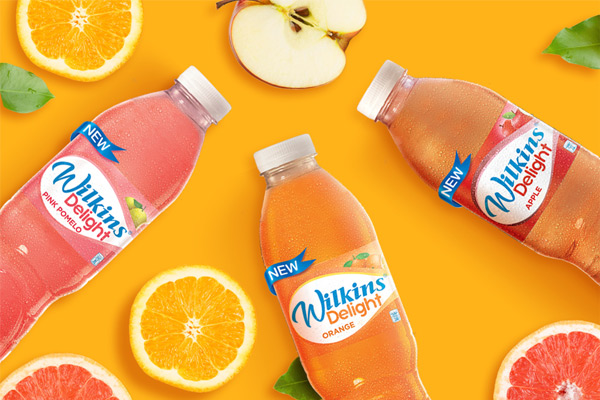 """I am born a legitimate child of Wilkins Pure Drinking Water and of a real fruit,"" adds Wilkins Delight. Wilkins/Released"