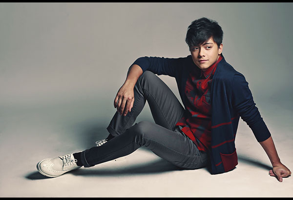 Teen King Daniel Padilla Shows His Edgy Rock Style For