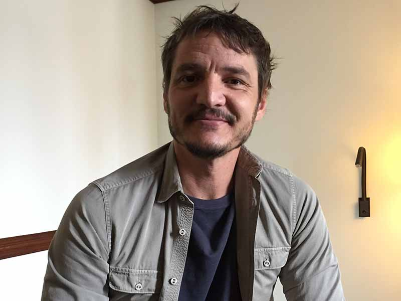 "Start bingeing: Pedro Pascal is back playing DEA Agent Javier Peña for season three of 10-part series ""Narcos,"" now streaming on Netflix."