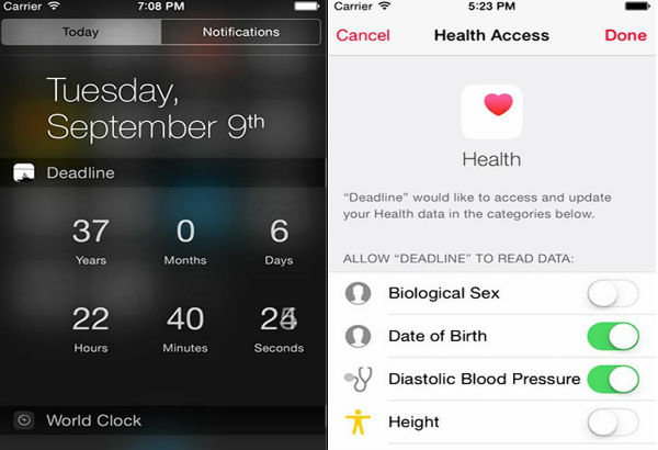 Death Alert! An app that can predict your 'life expiration