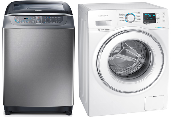 Samsung Washing Machine ~ A samsung washing machine for every laundry need gadgets