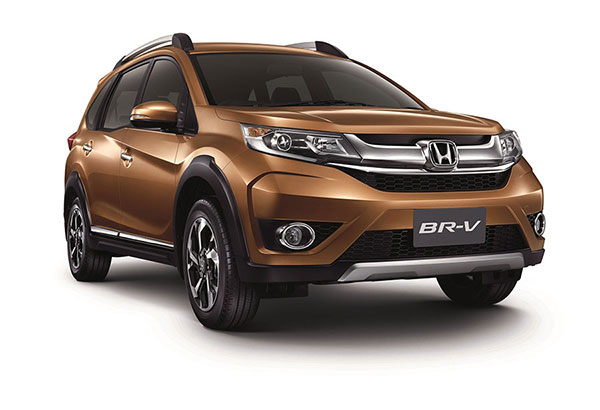 A bold new adventure in Honda's BR-V (Bold Runabout Vehicle)