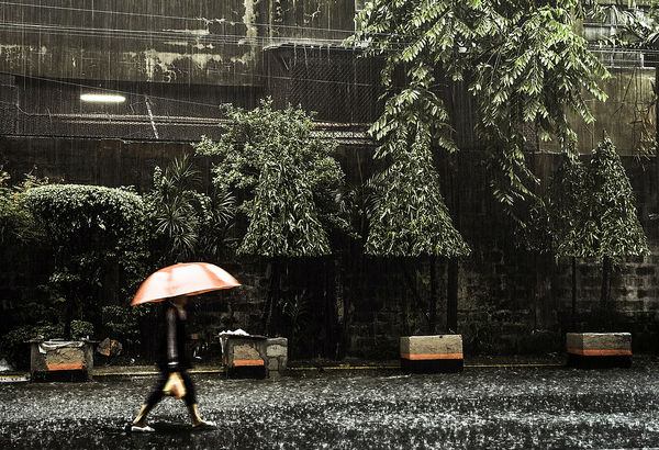 Officials of the Philippine Atmospheric, Geophysical and Astronomical Services Administration (PAGASA) said the La Niña event, although expected to be weak, may bring above normal rain in different parts of the country for the remainder of the year until March next year. Daniel Go/CC BY-NC, File