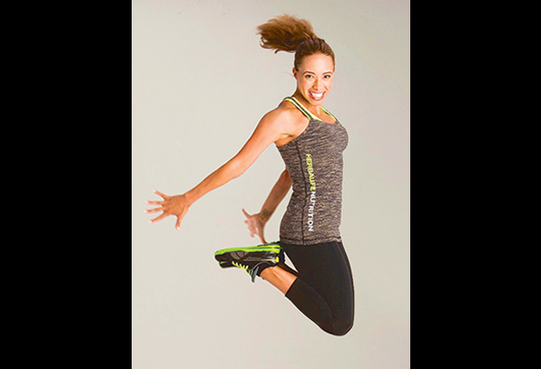 Fitness with olympian samantha clayton health and family lifestyle