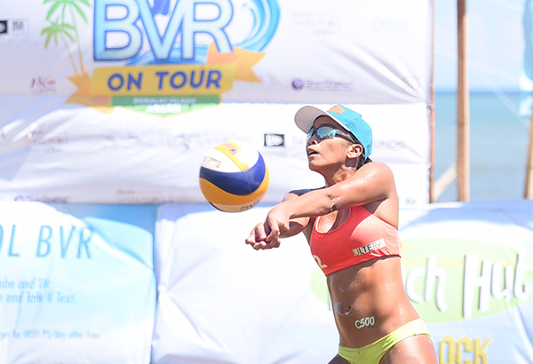 Charo Soriano and fellow Beach Volleyball Republic founders Dzi Gervacio and Bea Tan will form a new team in the upcoming Philippine Volleyball League.