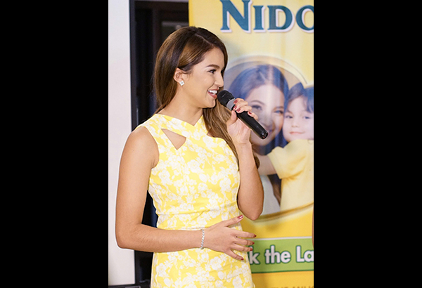 First-time mom Sarah Lahbati: Check the label, Mommy!