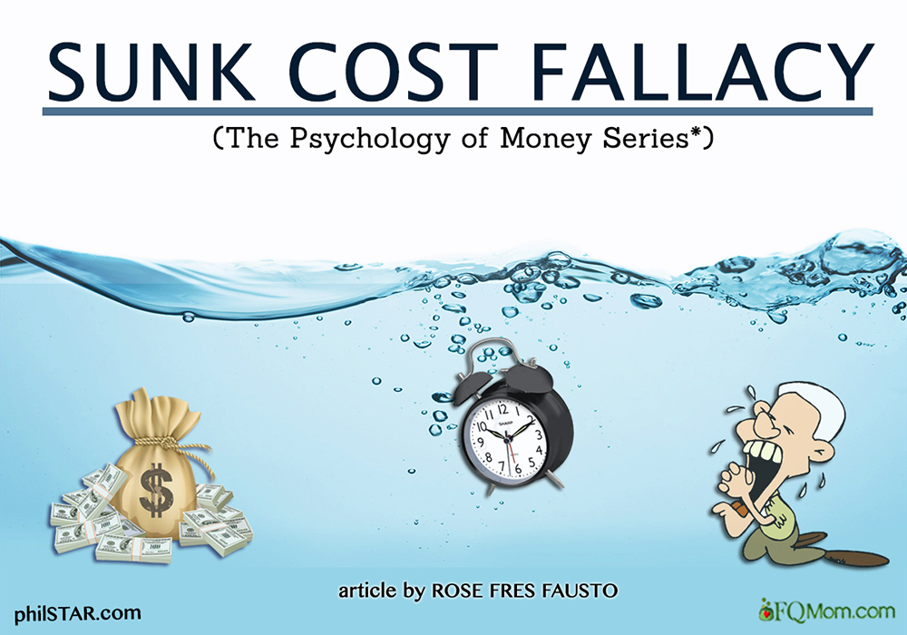 Sunk Cost Fallacy The Psychology Of Money Series Philstar