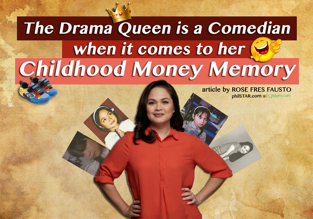 Judy Ann Santos started at the tender age of eight with bit roles in commercials and movies and TV shows until she became a big and bankable star.