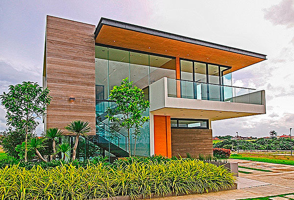 Actual photo of The Enclave Alabang's Limited Edition Designer Residence.
