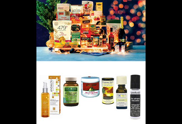 A merry, healthy Christmas to one and all: Healthy Options offers an array of Christmas products to light up your life for the holidays and all year through.