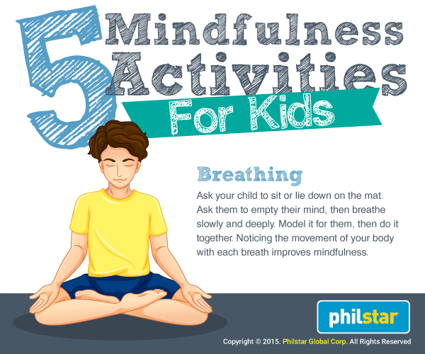 Mindfulness Exercise 1: Breathing | Health And Family, Lifestyle ...