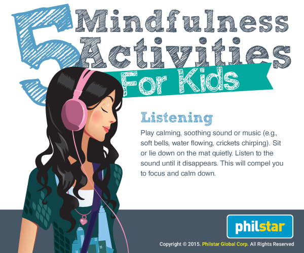Why you should teach 'mindfulness' to your children | Philstar com