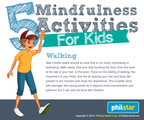 Mindfulness Exercise 5: Walking | Health And Family, Lifestyle ...