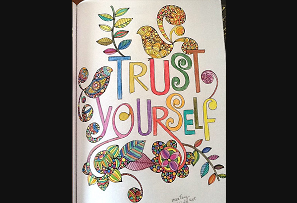 Why Are Adults Crazy For Coloring Books Philstar Com