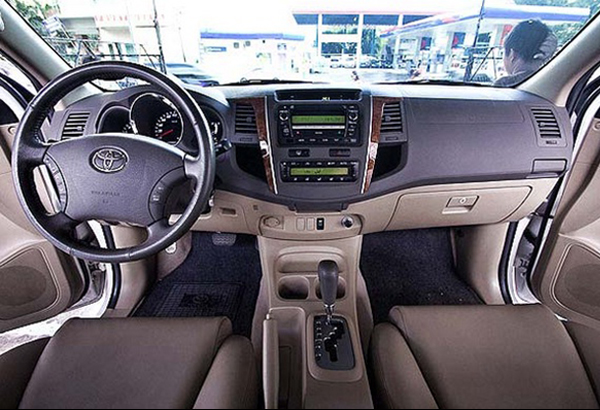 Driving Is More Fun In A Toyota Fortuner Philstar Com