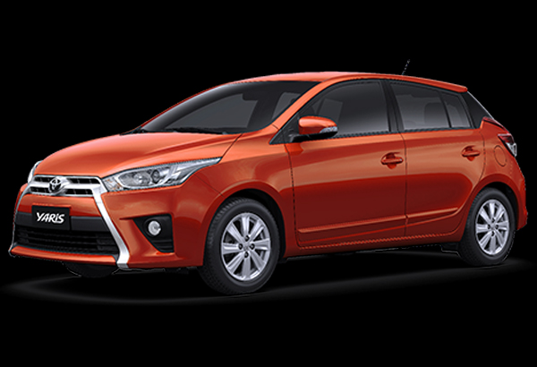 Built for Metro Manila: The all-new Toyota Yaris