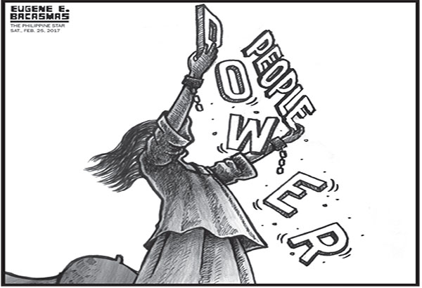 EDITORIAL - Beyond the revolt