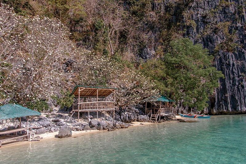 Calachuchi Beach in Coron, Palawan. Photos by JL Javier