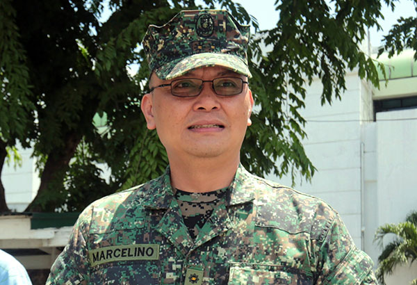 Former anti-narcotics enforcement officer Marine Lt. Col. Ferdinand Marcelino raised questions in a six-page affidavit he submitted to the Department of Justice (DOJ), which prosecutors will consider to bolster the drug charges against detained Sen. Leila de Lima. MICHAEL VARCAS