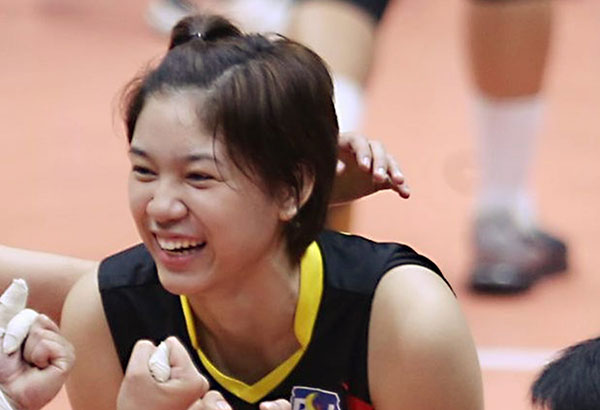 Mika Reyes Volleybelles Trying Best To Catch Up With Asiad Preparation Philstar Com