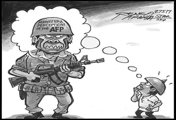 EDITORIAL - Armed Forces of the People