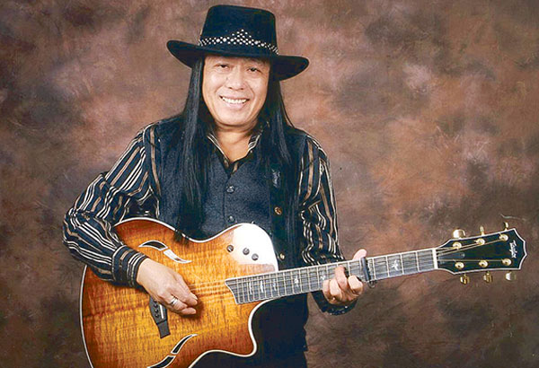 Ka Freddie Aguilar's house hit by fire