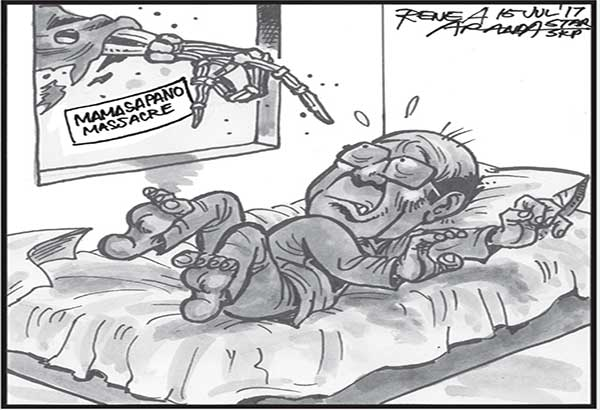 EDITORIAL - One step closer to justice