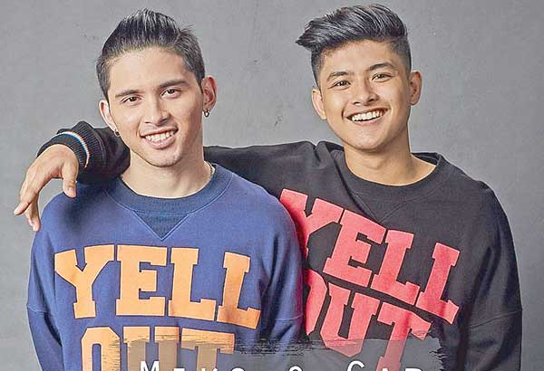 Miko Juarez and Gab Umali are the newest members of the Asian Artists Agency, Inc. family who recently signed a recording deal with Star Music