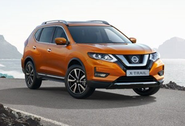 Just drive: The all-new Nissan X-Trail is perfect for the long trip out of town.