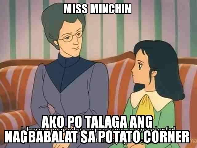 Funny Tagalog Meme Jokes : Viral: memes of princess sarah with 'patatas' on the side philstar.com