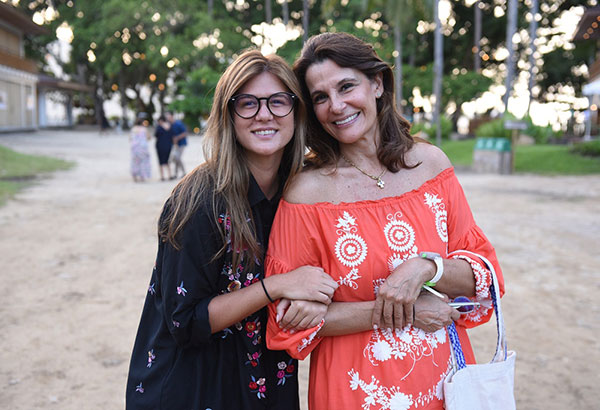 """Bea Zobel Jr. and daughter Paloma Urquijo Zobel: Leading a new breed of activists promoting Philippine art, culture and tourism in Kalye Artisano in El Nido. """"I understand what my generation wants,"""" says Paloma, who believes in immersive tourism."""