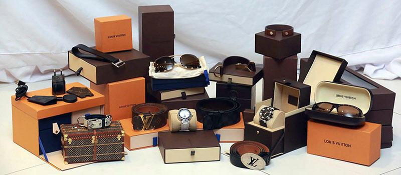 e31a0b91262e It s not just handbags and luggage  Joel also collects watches