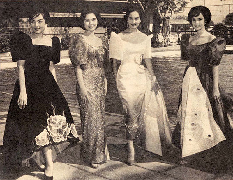 Fuente Kings And Queens: Ca50s Susan Roces Fashion And Queen