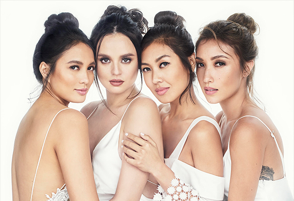 In equal parts, Isabelle Daza, Georgina Wilson, Liz Uy and Solenn Heussaff are human. They're insecure, they're relatable, they're catty, they're sincere, and you could bet your butt they could throw a really good bitch fit. Who wouldn't pay to see that?