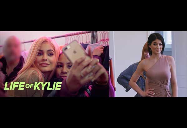 Kylie Jenner's reality show Life of Kylie airs every week on E!