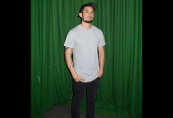 Under Tarsier Music, Chris Lopez or DJ Moophs produces an eclectic sound cannled Tropical Bass. Photo by REGINE DAVID