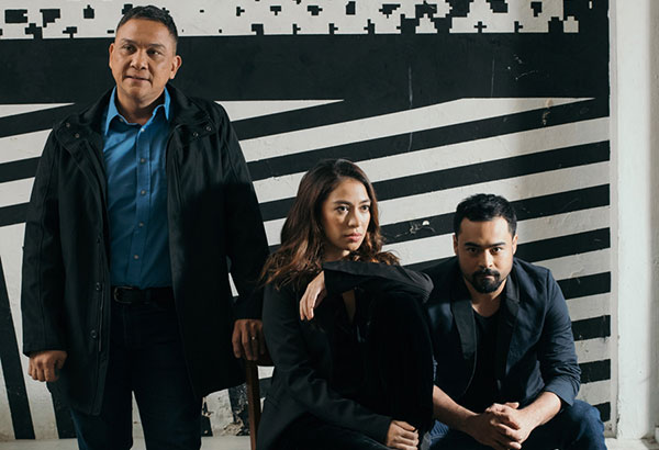 Nonie Buencamino, Sid Lucero, and Carla Humphries open up to us on their roles in their upcoming film Smaller and Smaller Circles.