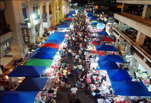 Night Food Market Manila