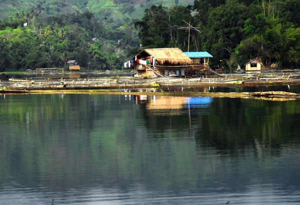 Lake Sebu in South Cotabato is one of the country's most important watersheds. The STAR/Mandy Navasero, file
