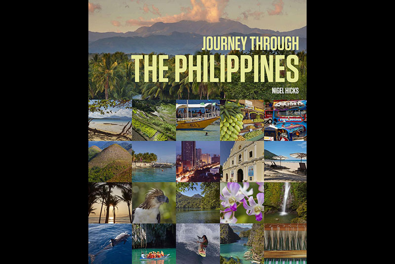 People today really are traveling like the hourglass is fast running out of powder-white sands. Which perhaps it is. This pictorial journey through the Philippines preserves it, without sugarcoating it.