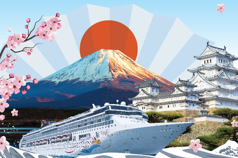 Shanghai to Japan cruise route launched
