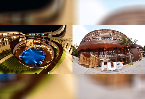 Hue Hotels & Resorts Boracay may be built like a coliseum, but it's no fortress. With no walls or gates, Hue Boracay invites everyone on the island to take a look, have a bite, and get a taste of Boracay's next wave.