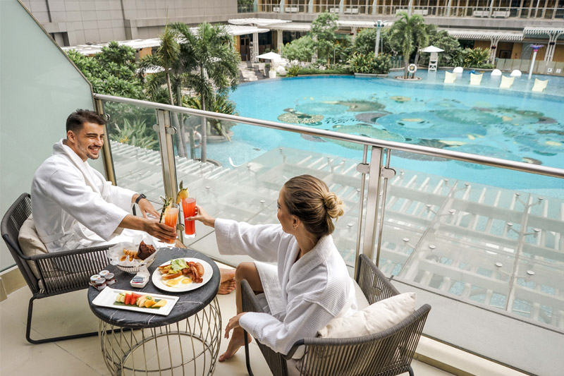 Hilton Manila officially reopens, unveils new staycation experience for leisure travelers