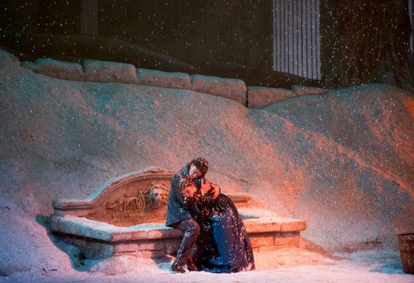 Lessons of love dreams and tragedy from la boh me entertainment news the - La boheme definition ...