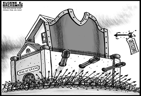 EDITORIAL - Global concerns