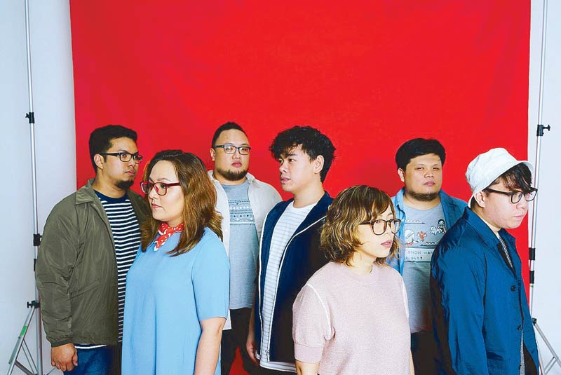 A few of my favorite things: Ang Bandang Shirley's newest album 'Favorite' may be their tightest album to date.