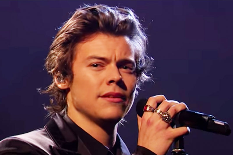 Harry Styles will release his first solo album on May 17. It carries such singles as Sign Of The Times, Meet Me In The Hallway, Carolina, Two Ghosts, Sweet Creature and Only Angel.